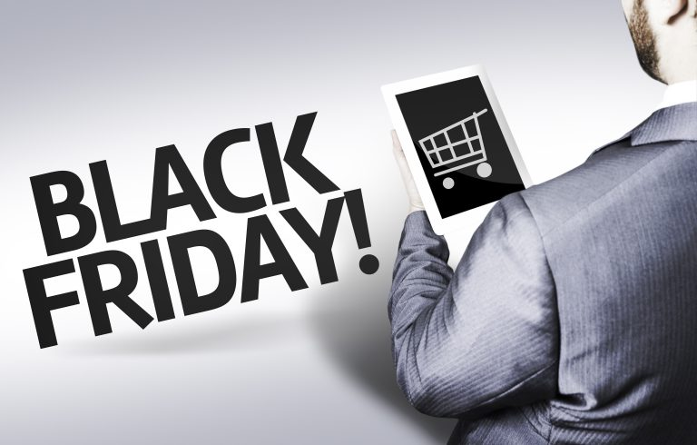 Black friday kurier