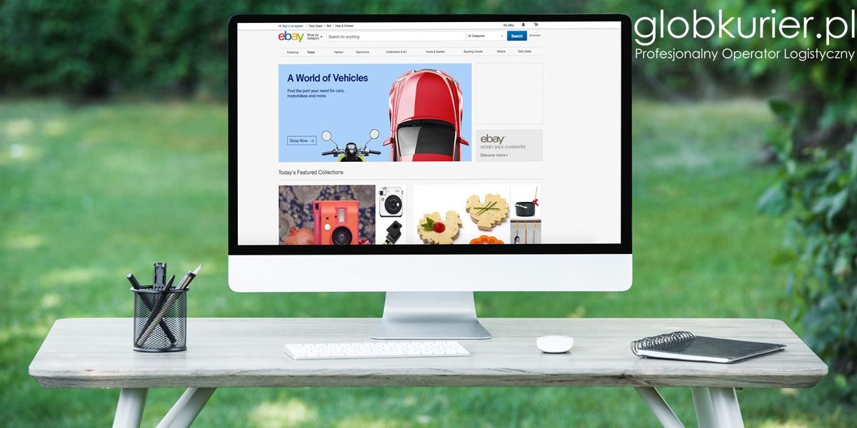 Jak sprzedawać na ebay globkurier