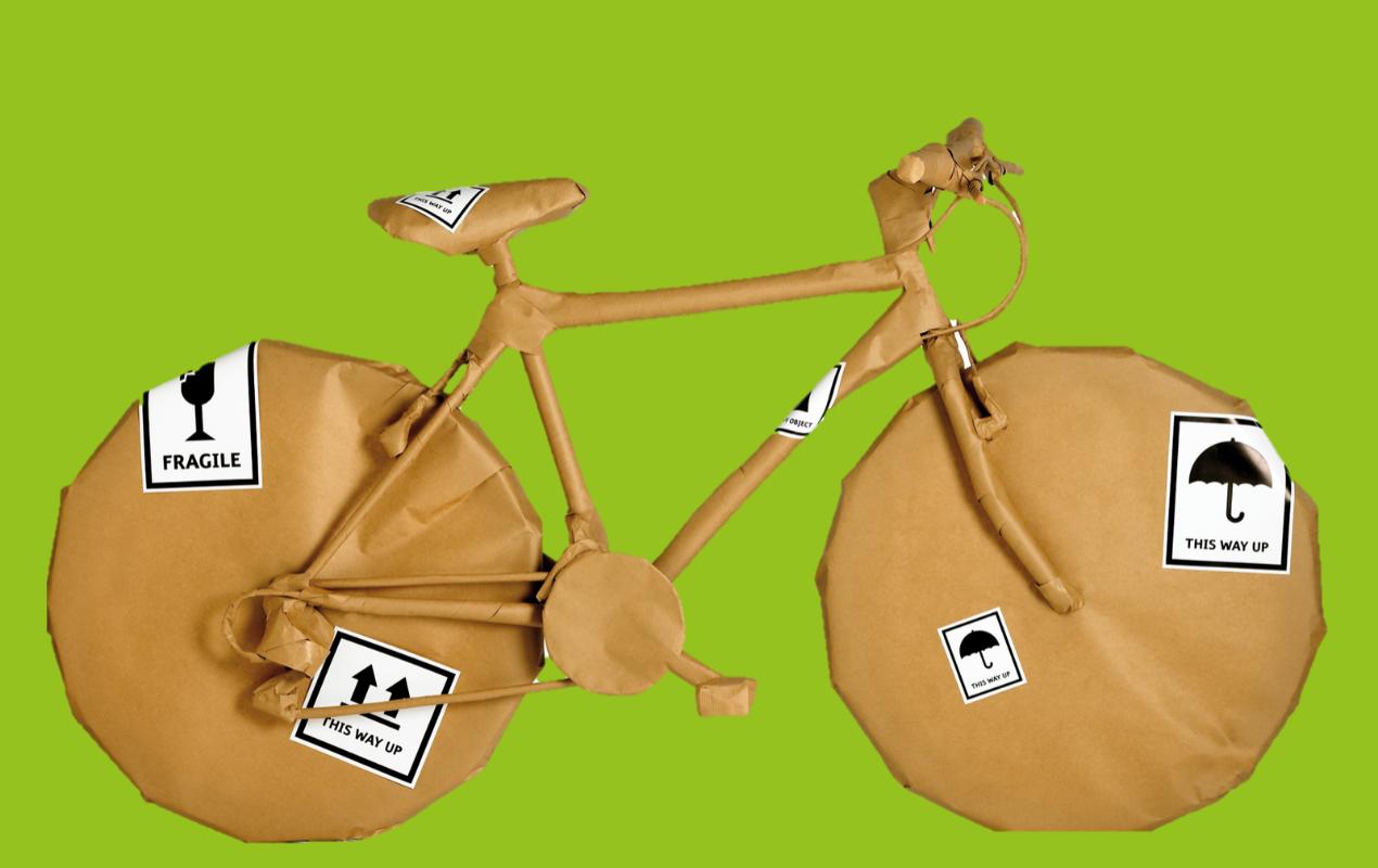 wysyłka roweru kurierem