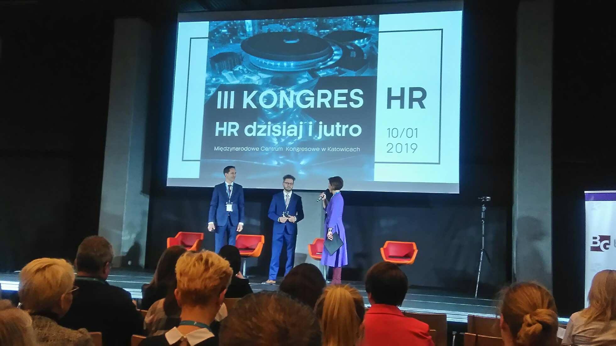 kongres HR, HR, Human Resources, wydarzenia