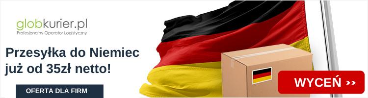 Tanie przesyłki do Niemiec