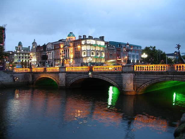Irlandia - kurier z Polski do Irlandii