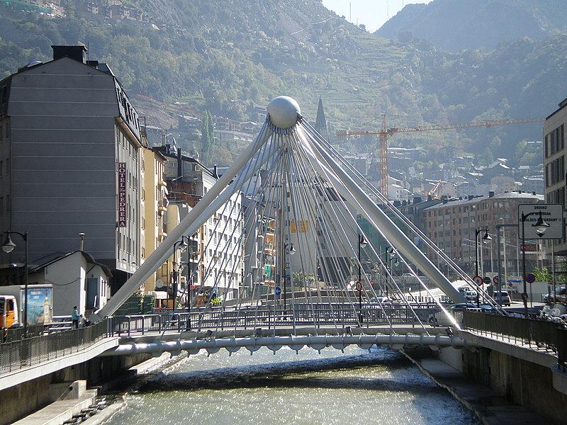 Paczki i przesyłki do Andory -Andorra la Vella
