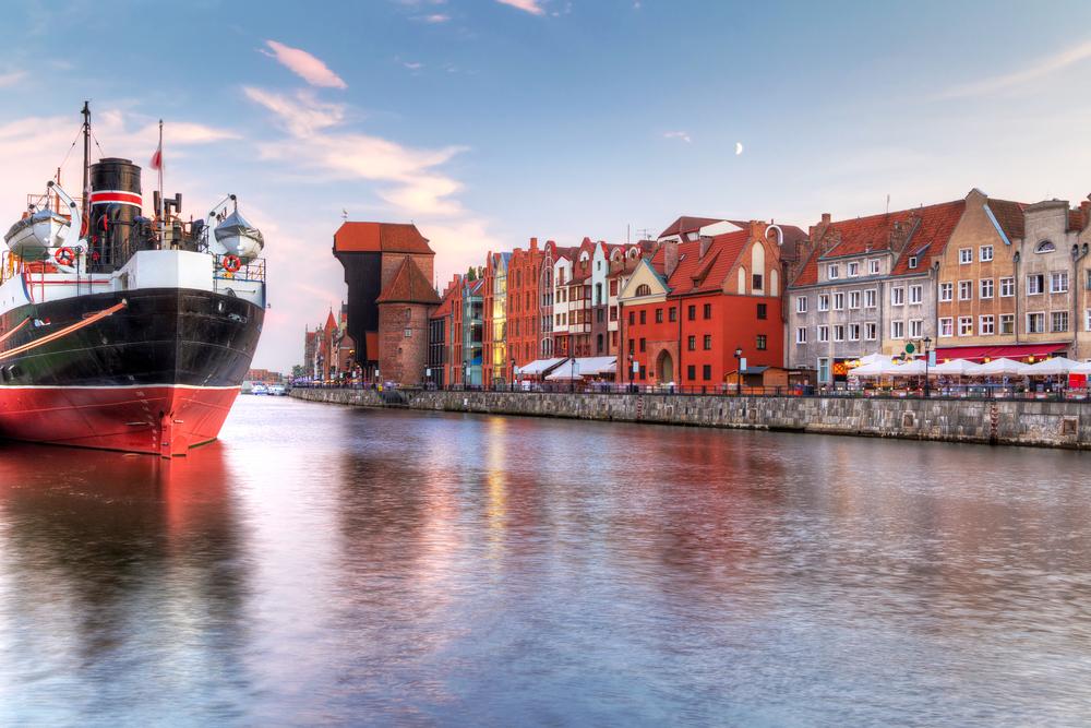 Przesyłki krajowe do Gdańska