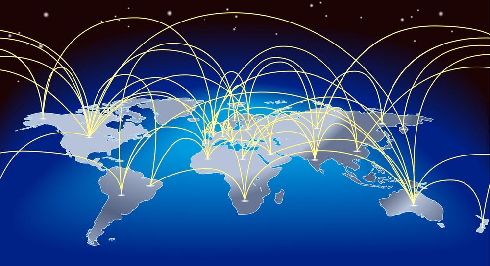 Globalny handel i wpływ technologii