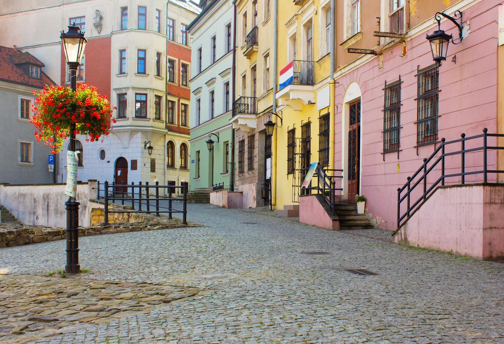 Przesyłki krajowe do Lublina