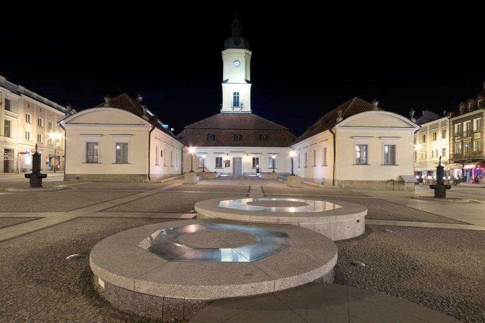 Przesyłki krajowe - Białystok