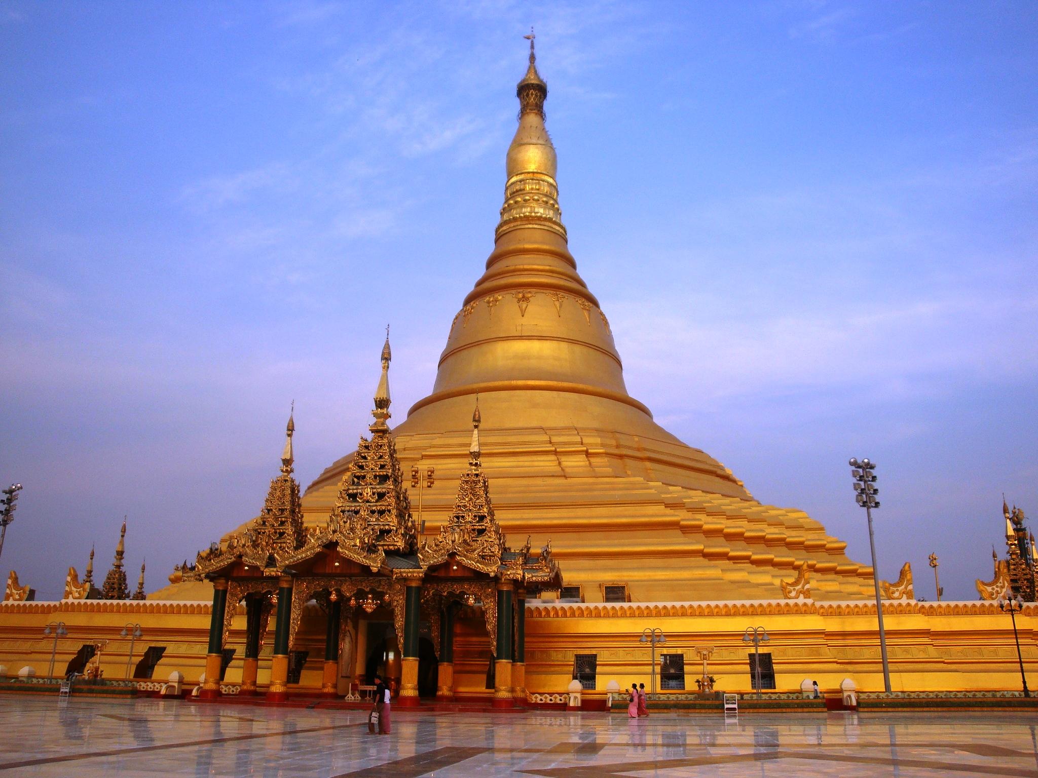 Paczki i przesyłki do stolicy Birmy Naypyidawy