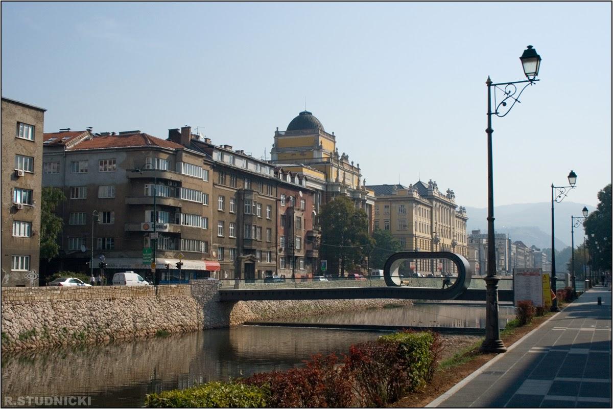 Paczki i przesyłki do Sarajewa stolicy Bośni i Hercegowiny