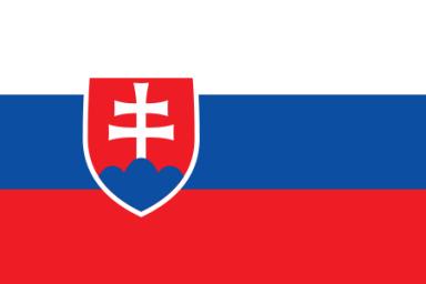 Paczki i przesyłki na Słowację - flaga Słowacji