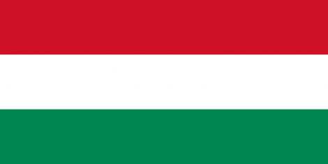Paczki i przesyłki do Węgier - flaga Węgier
