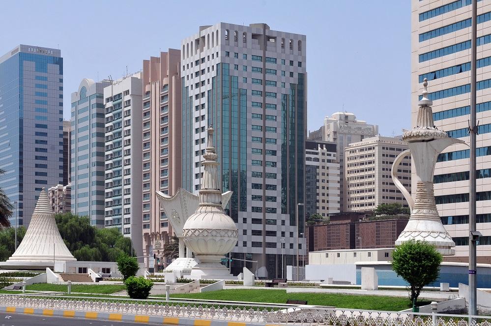 Paczki i przesyłki do Abu Zabi, stolicy Zjednoczonych Emiratów Arabskich
