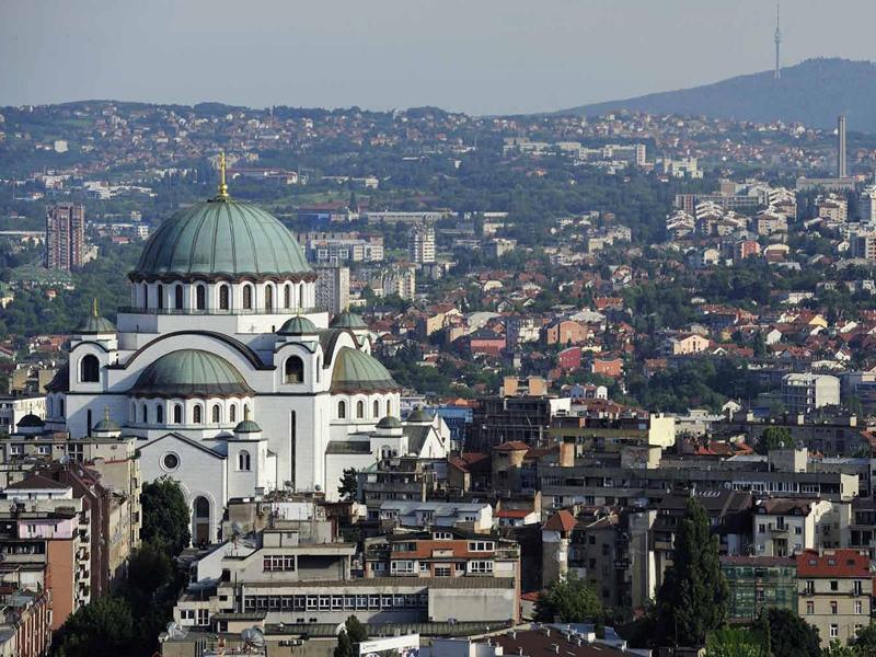 Paczki i przesyłki do Belgradu, stolicy Serbii