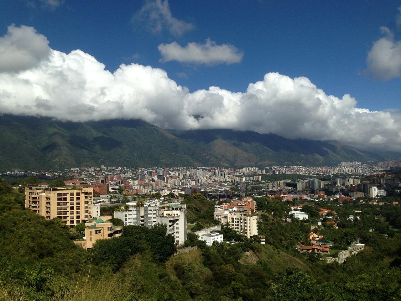 Paczki i przesyłki do Caracas, stolicy Wenezueli