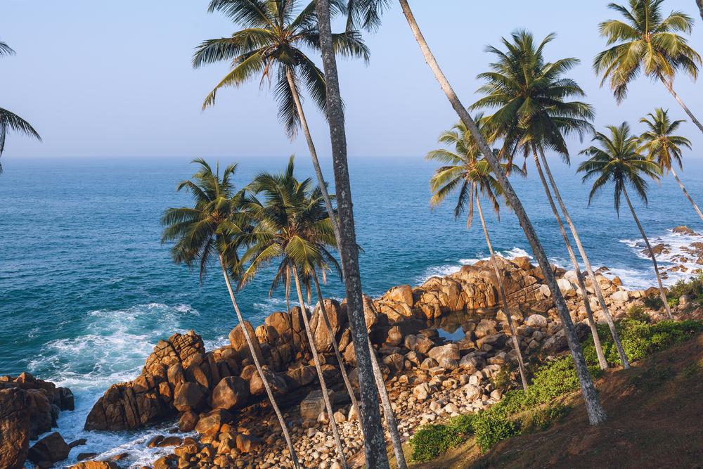 Paczki i przesyłki na Sri Lankę