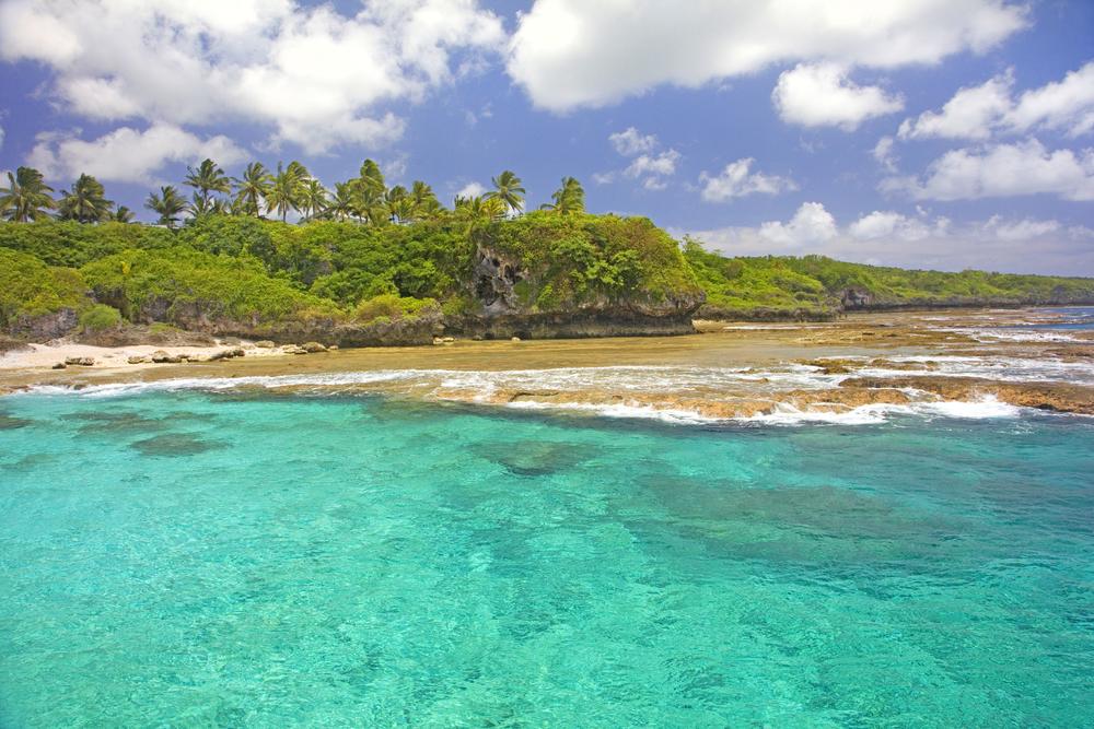 Paczki i przesyłki do Alofi, stolicy Niue