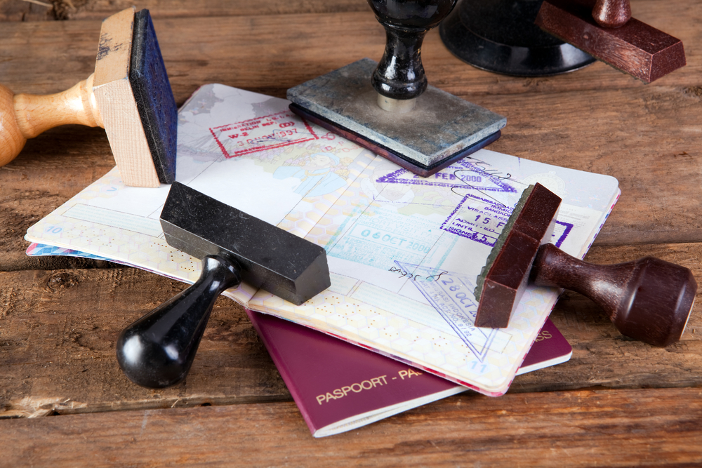 Agencja celna paszporty