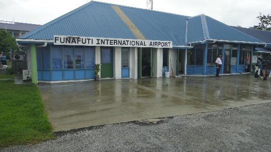 Paczki i przesyłki do Funafuti, stolicy Tuvalu