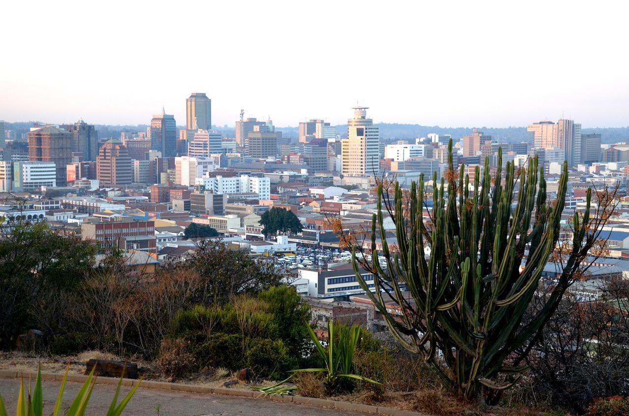 Paczki i przesyłki do Harare, stolicy Zimbabwe
