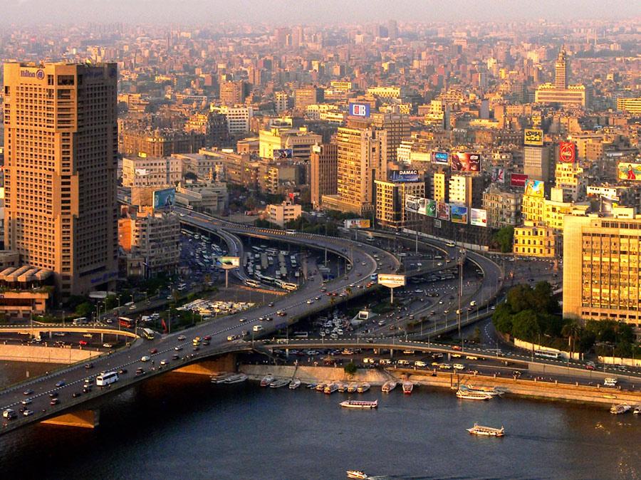 Paczki i przesyłki do Kairu