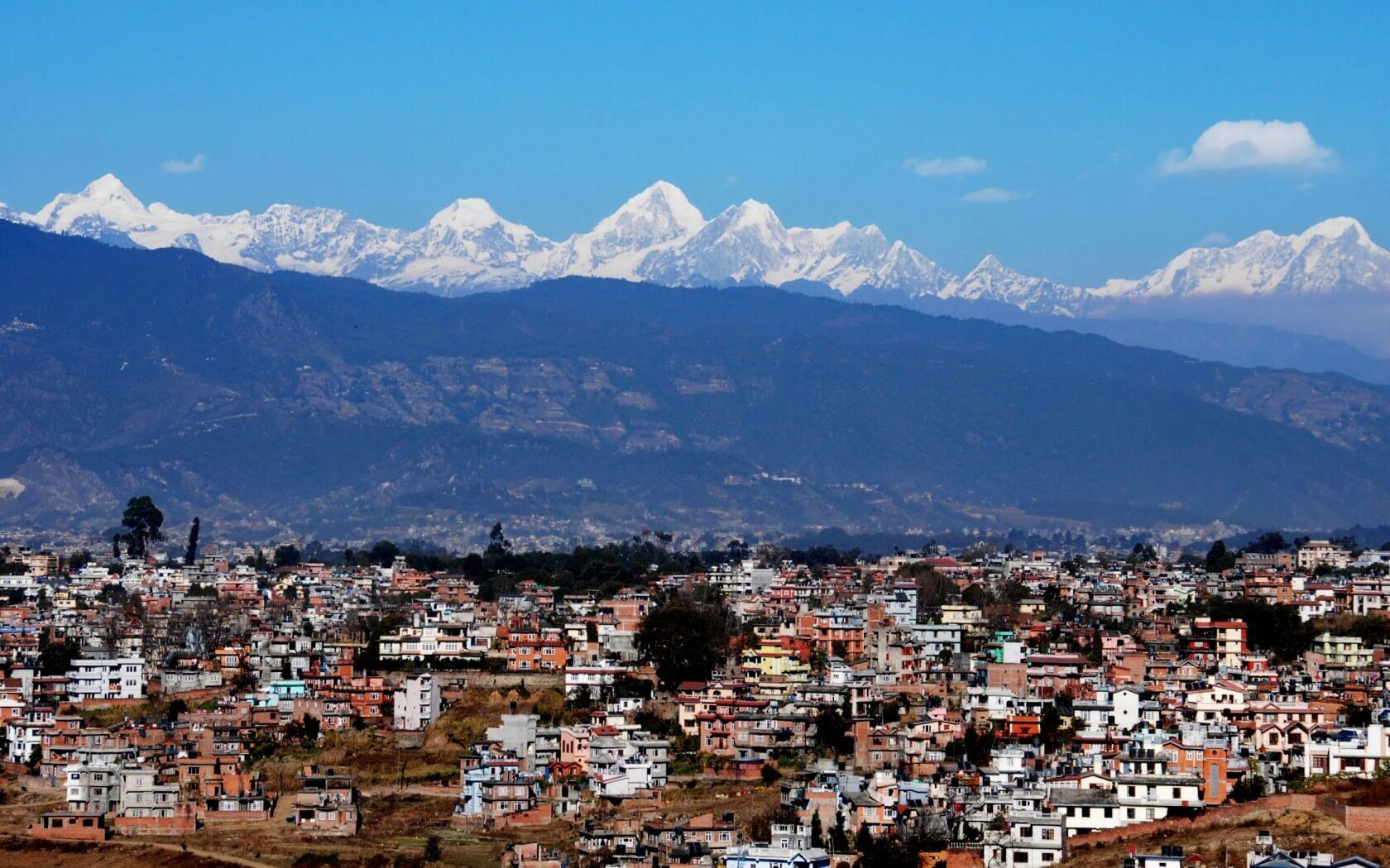 Paczki i przesyłki do Katmandu