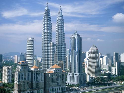 Paczki i przesyłki do Kuala Lumpur