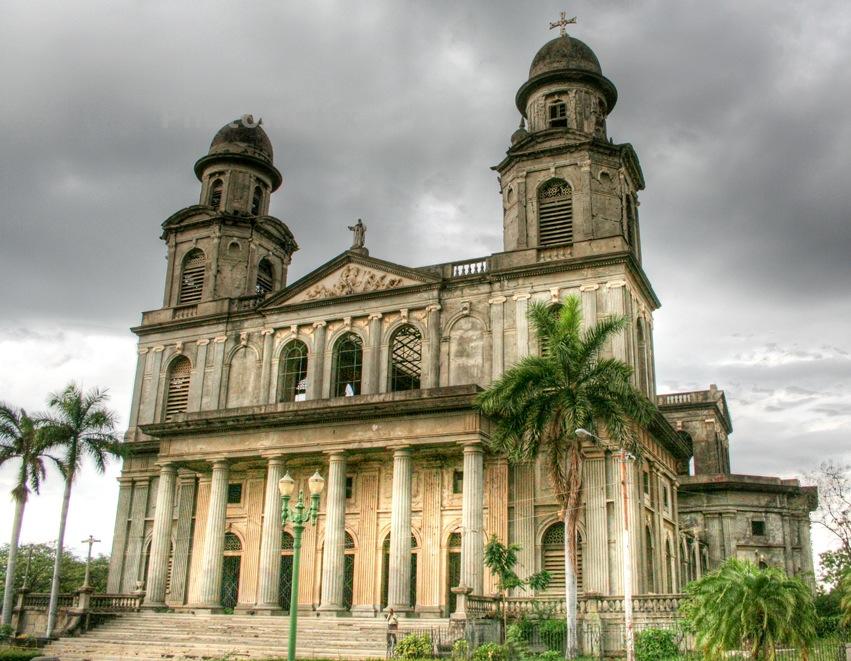 Paczki i przesyłki do Managua