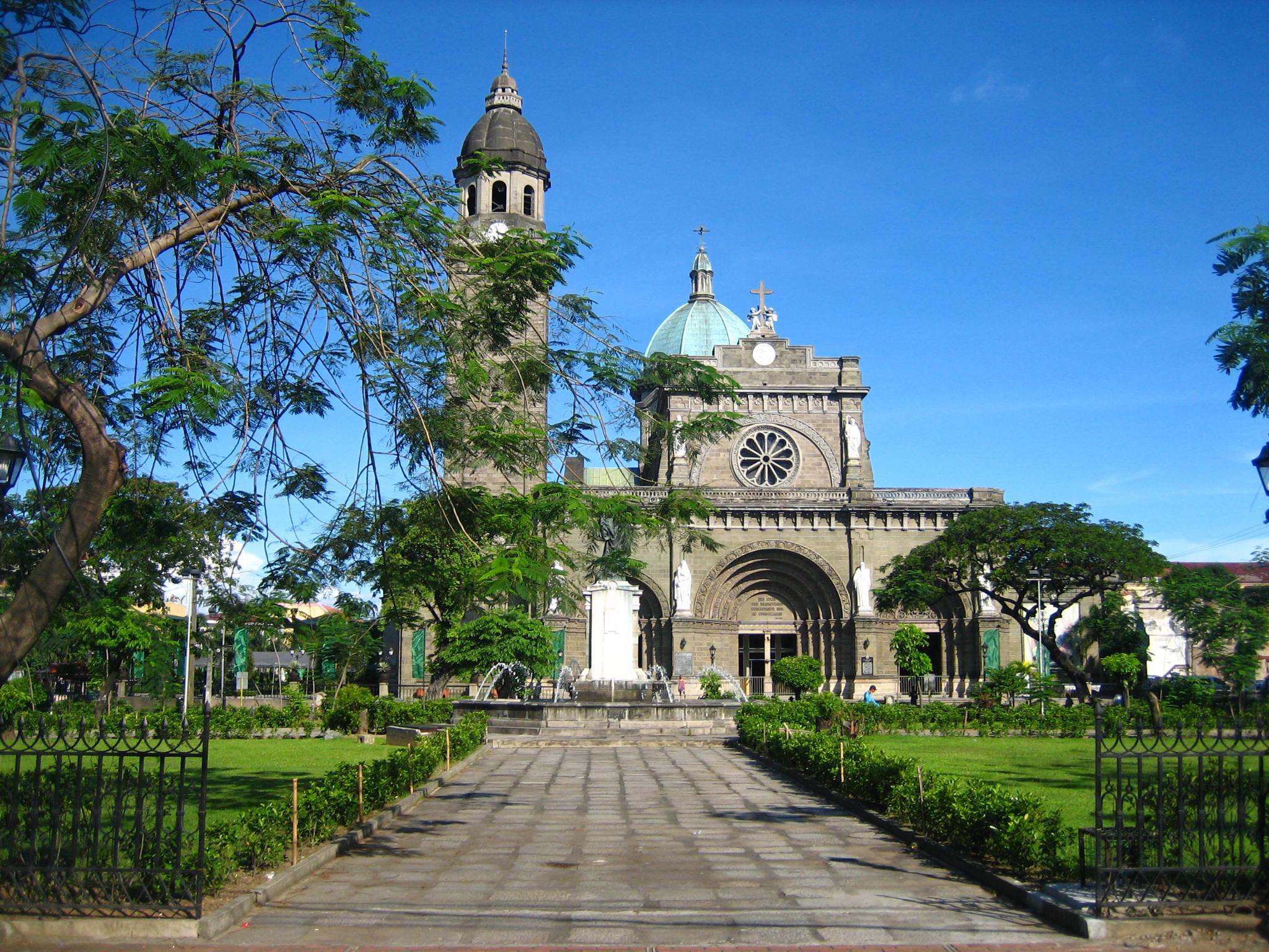 Paczki i przesyłki do Manila, stolicy Filipin