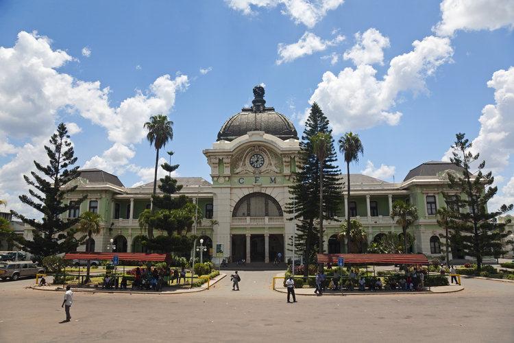 Paczki i przesyłki do Maputo, stolicy Mozambiku