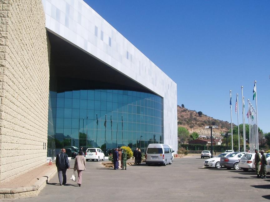 Paczki i przesyłki do Maseru stolicy Lesotho