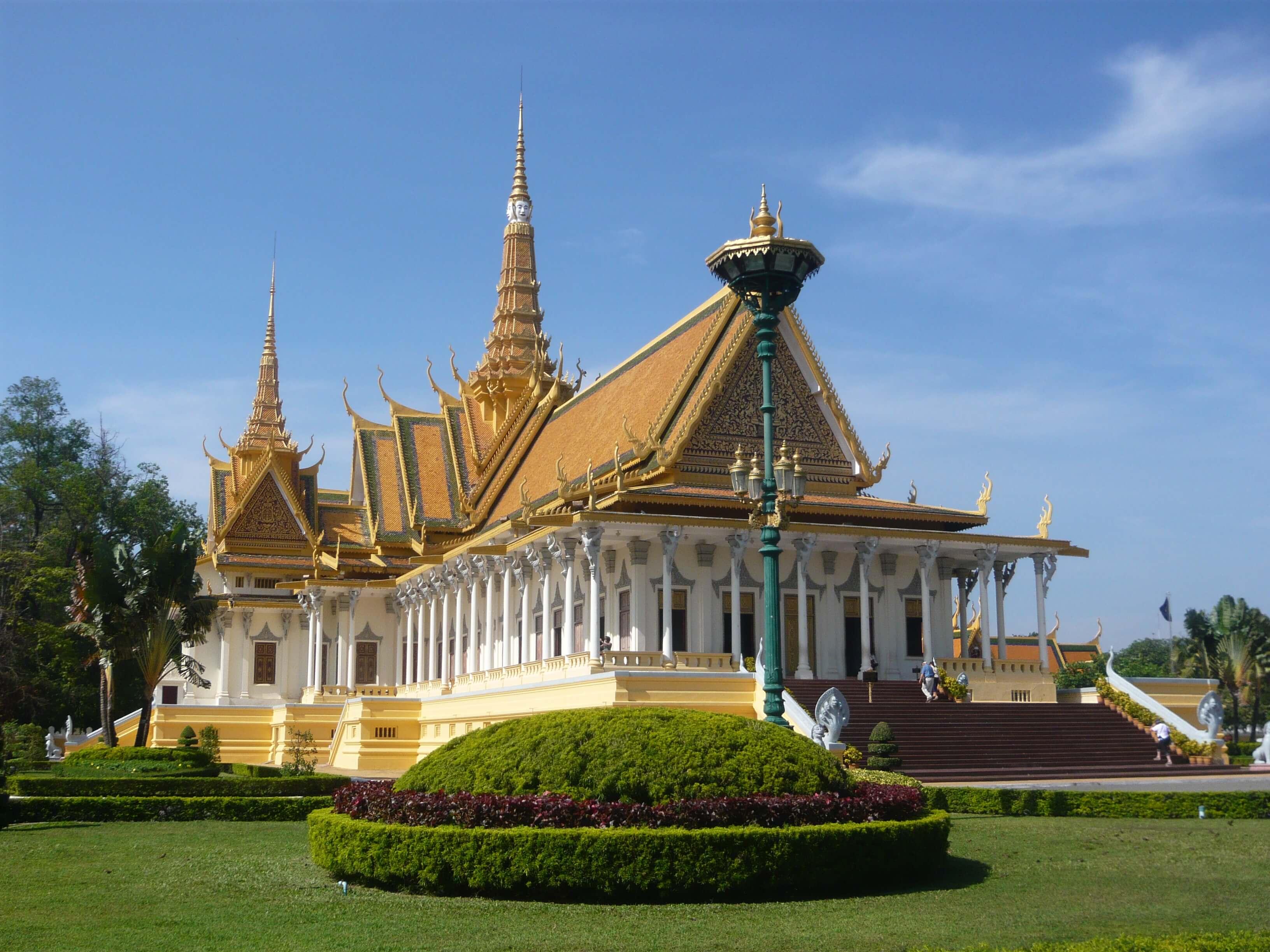 Paczki i przesyłki do Phnom Penh