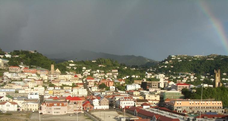 Paczki i przesyłki do Saint George's stolicy Grenady