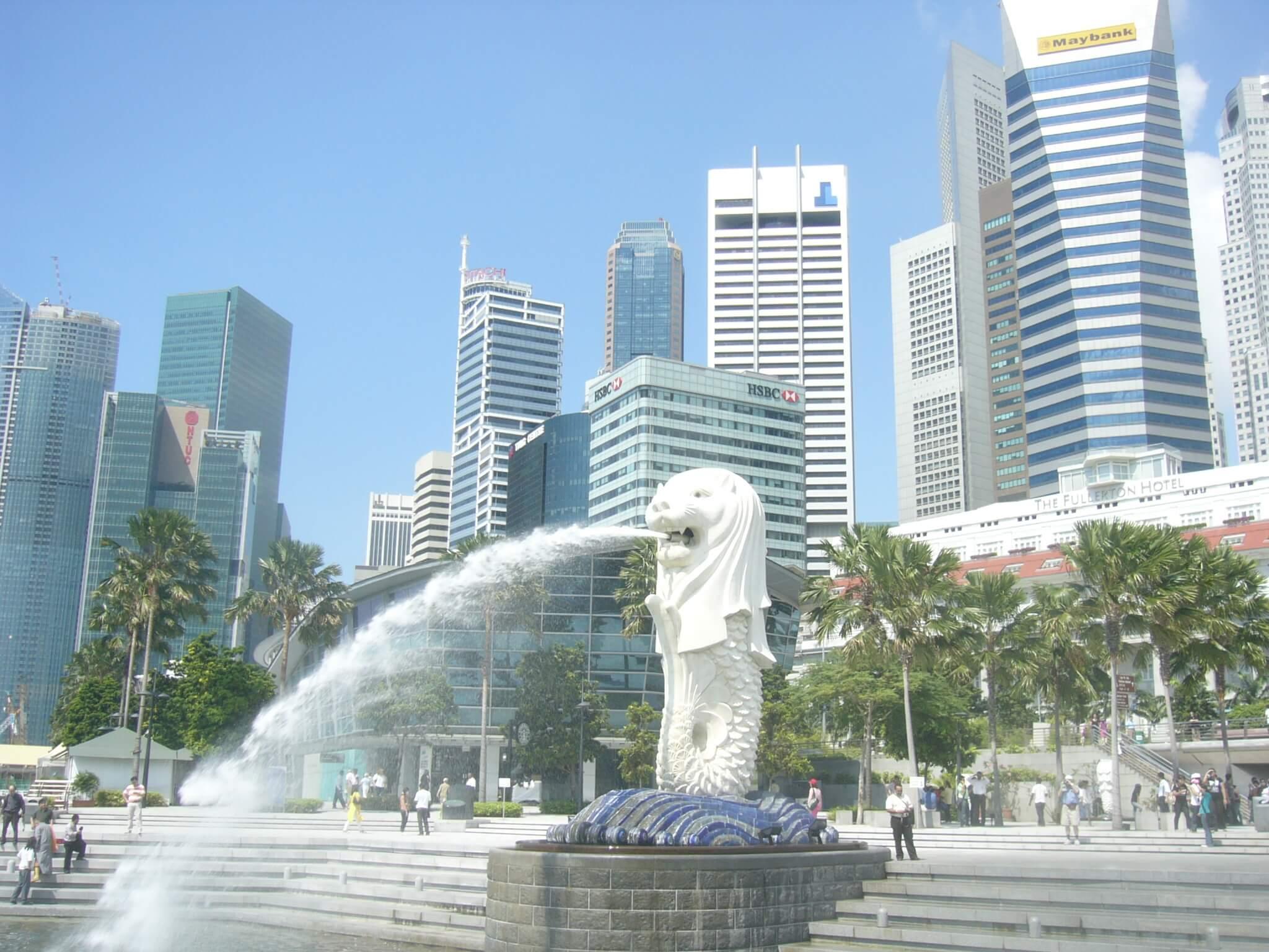 Paczki i przesyłki do stolicy Singapuru
