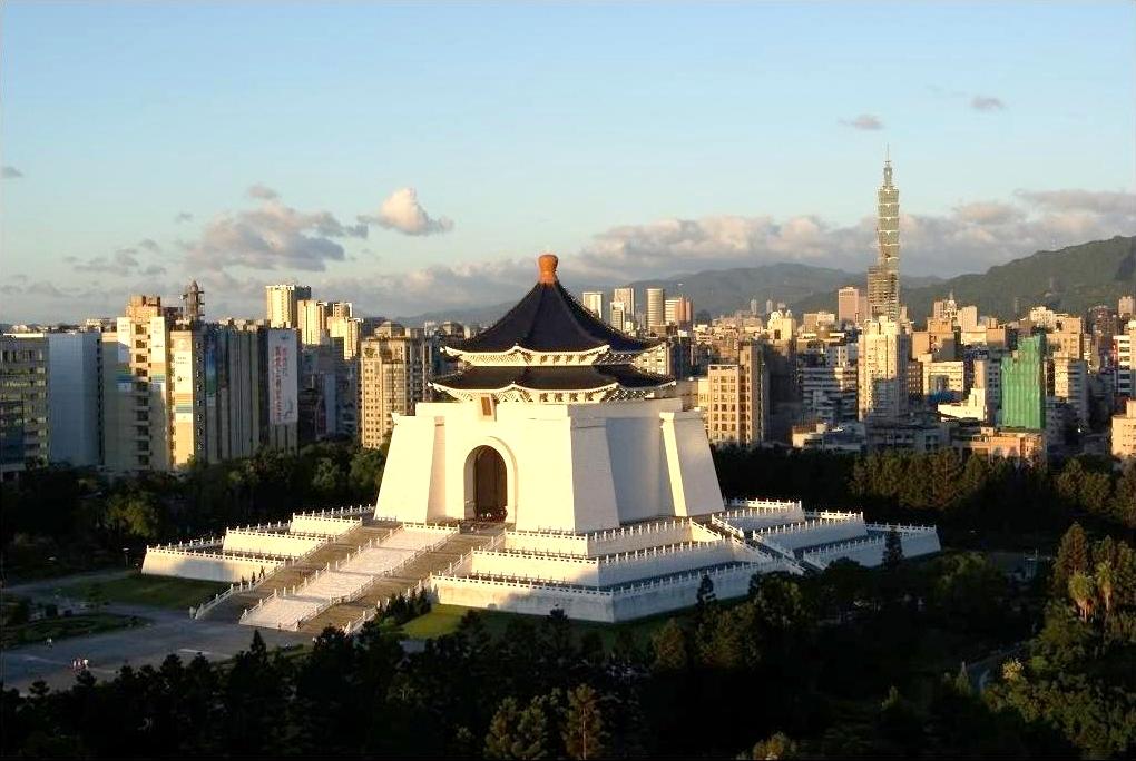 Paczki i przesyłki do Tajpej, stolicy Tajwanu