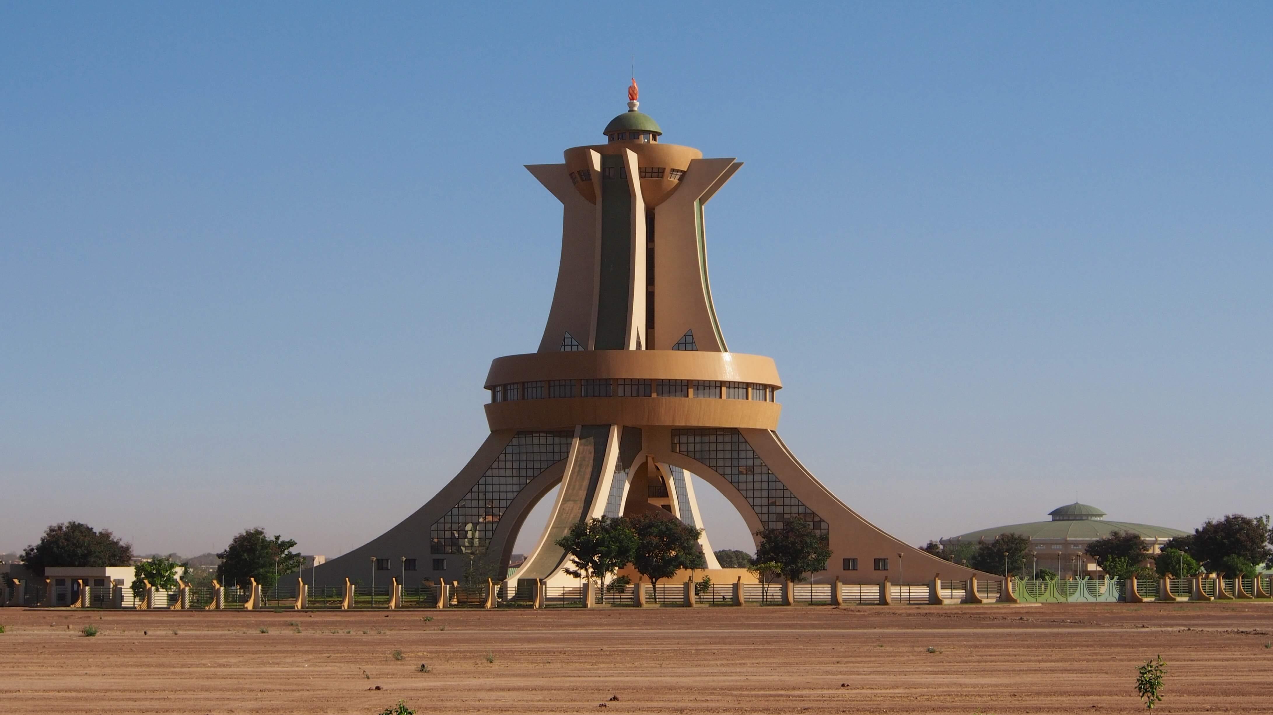 Paczki i przesyłki do Wagudugu stolicy Burkina Faso