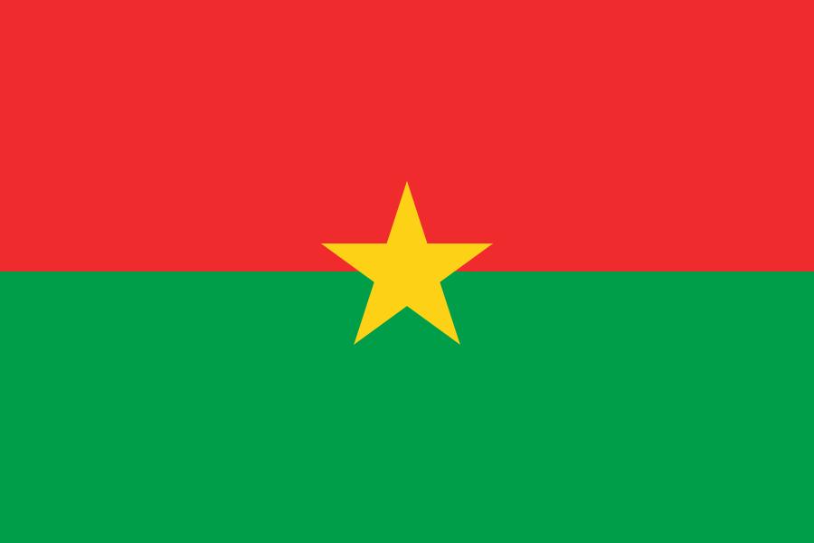 Paczki i przesyłki do Burkina Faso