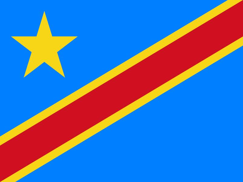Paczki i przesyłki do Demokratycznej Republiki Konga
