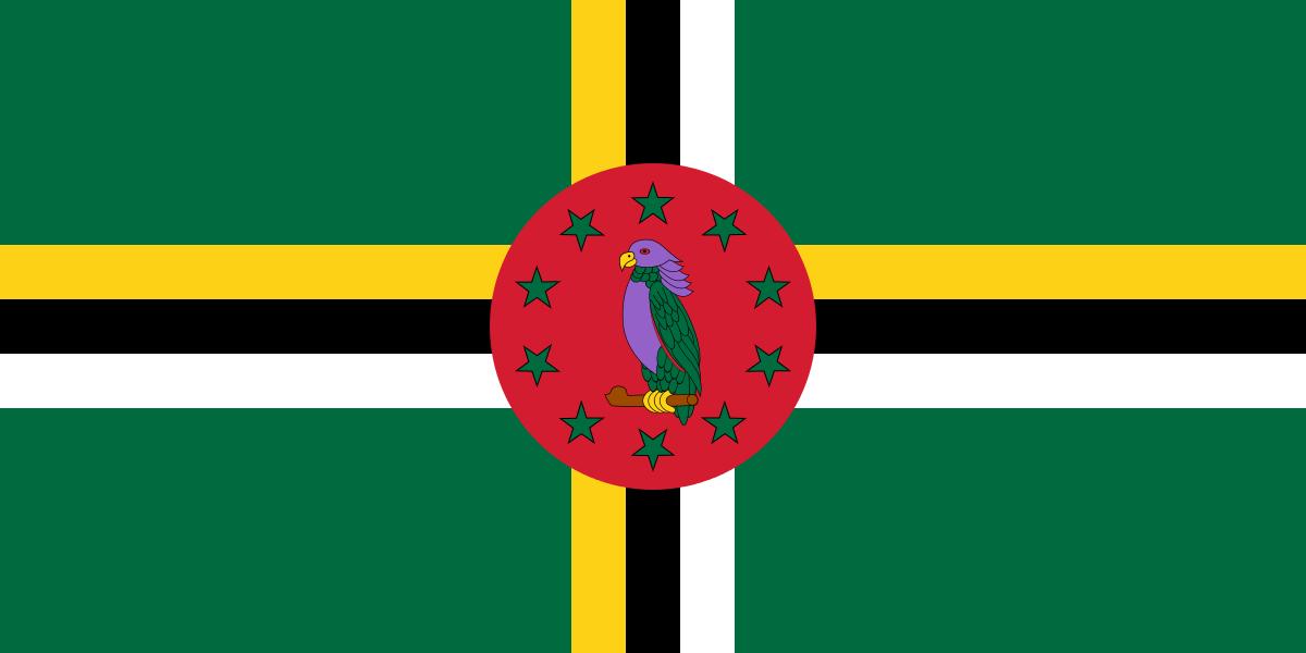 Paczki i przesyłki na Dominikę