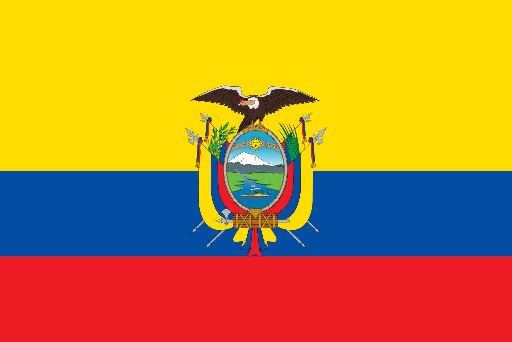 Paczki i przesyłki do Ekwadoru