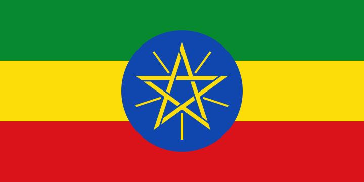 Paczki i przesyłki do Etiopii