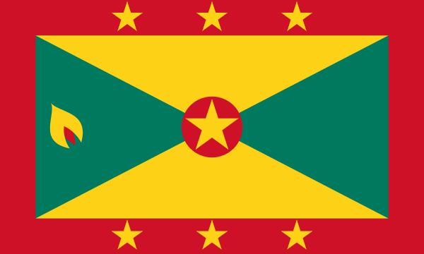 Paczki i przesyłki do Grenady