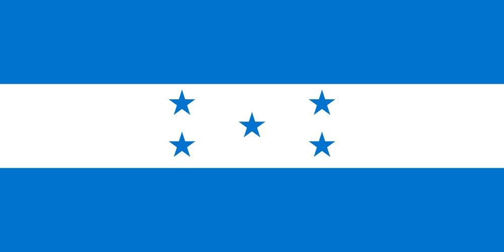 Paczki i przesyłki do Hondurasu