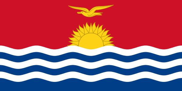 Paczki i przesyłki na Kiribati