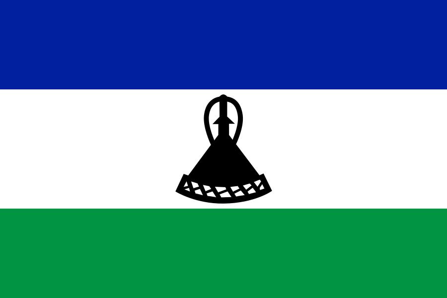 Paczki i przesyłki do Lesotho