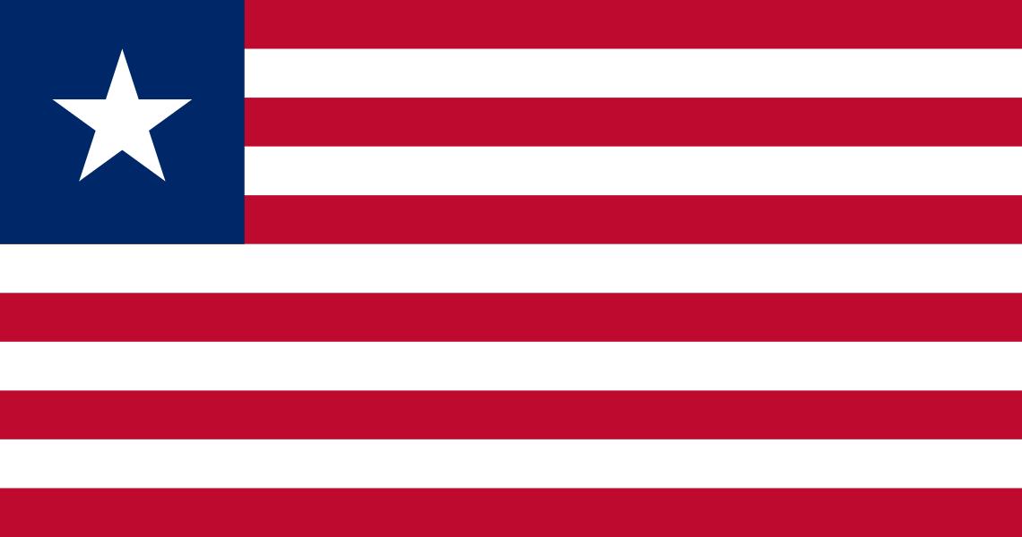 Paczki i przesyłki do Liberii
