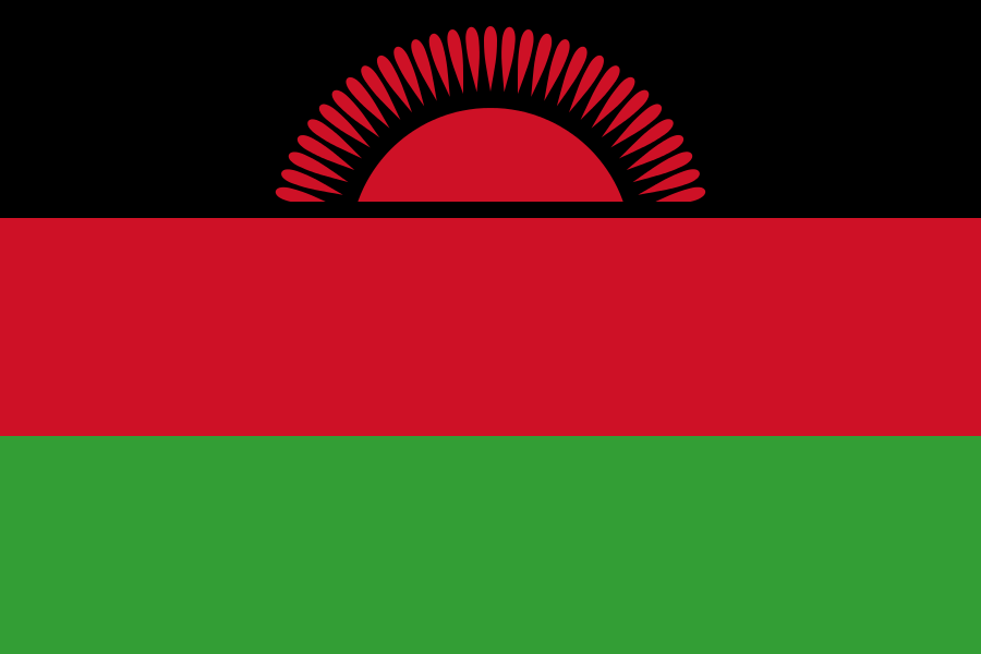 Paczki i przesyłki do Malawi