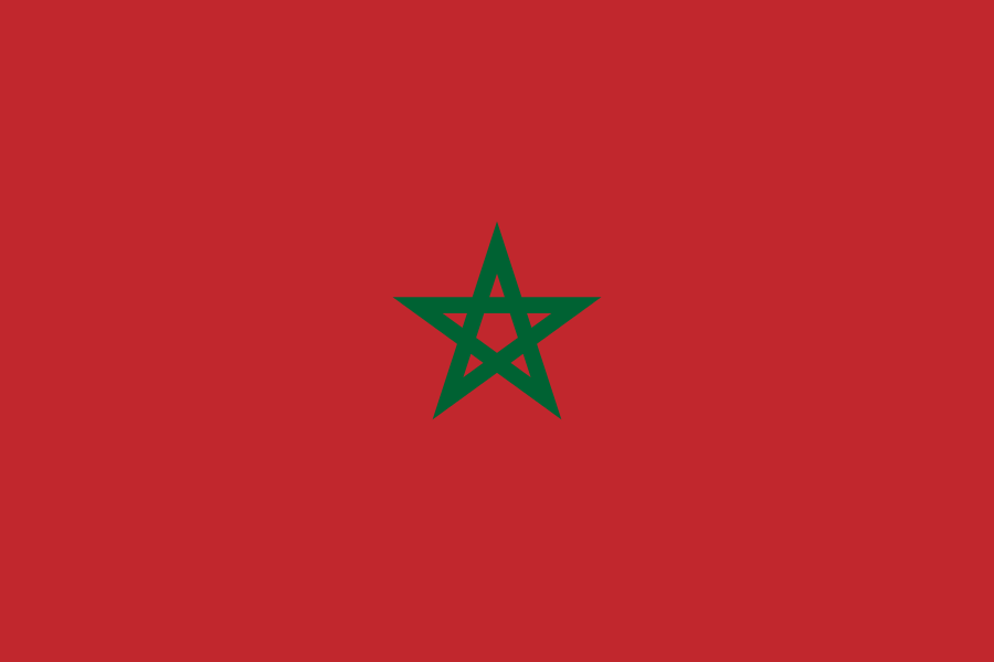Paczki i przesyłki do Maroka