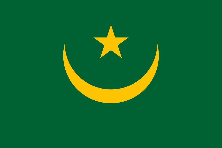 Paczki i przesyłki do Mauretanii