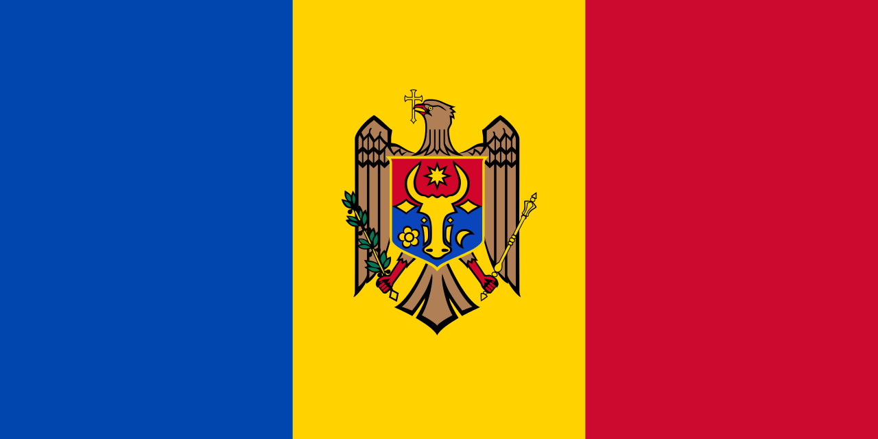 Paczki i przesyłki do Mołdawii