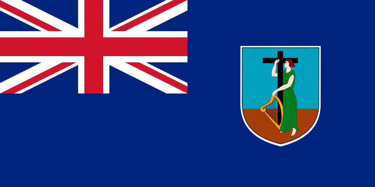 Paczki i przesyłki na Montserratu